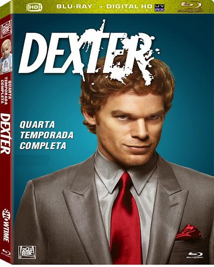 Dexter 4ª Temporada Torrent - BluRay 720p Dublado (2009)
