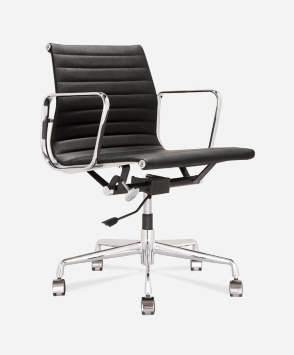 The Eames Ribbed Management Chair