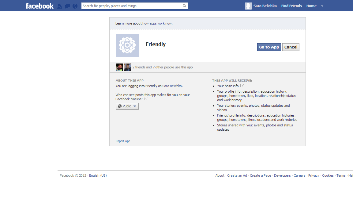 user s manual facebook friend ranking system rh sites google com Instruction Manual Instruction Manual Example