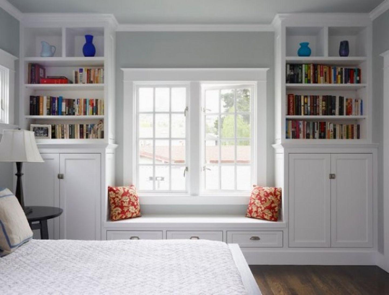 Nội thất phòng ngủ hiện đại đơn giản 4