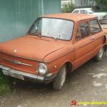 Автомобиль ЗАЗ-968