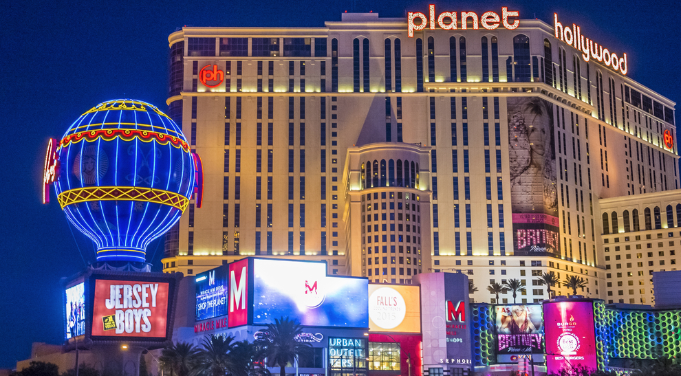 Planet Hollywood Hotel, Las Vegas