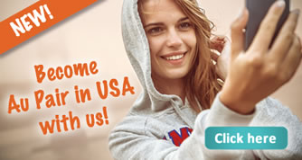 Become aupair in the us