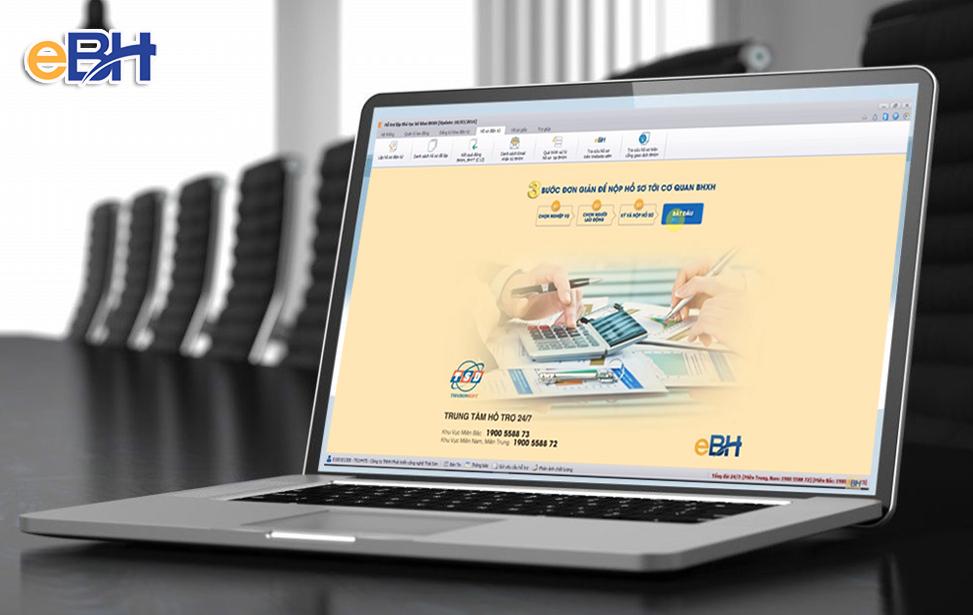 Phần mềm eBH hỗ trợ doanh nghiệp cấp mã BHXH lần đầu miễn phí