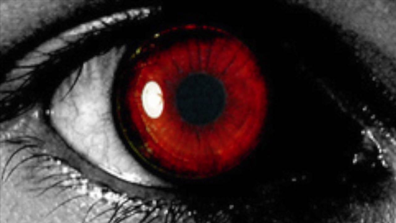 Image result for red eyes close up