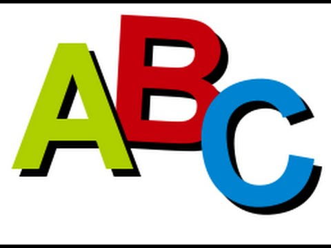 ABC Song for kids learn