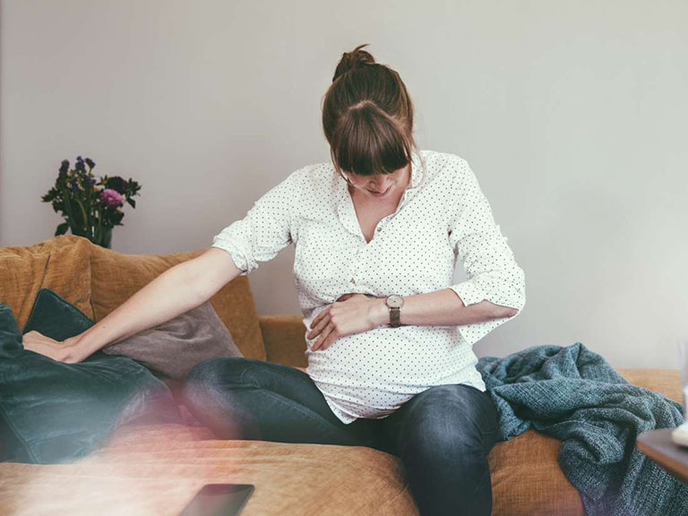 Viêm loét dạ dày khi mang thai