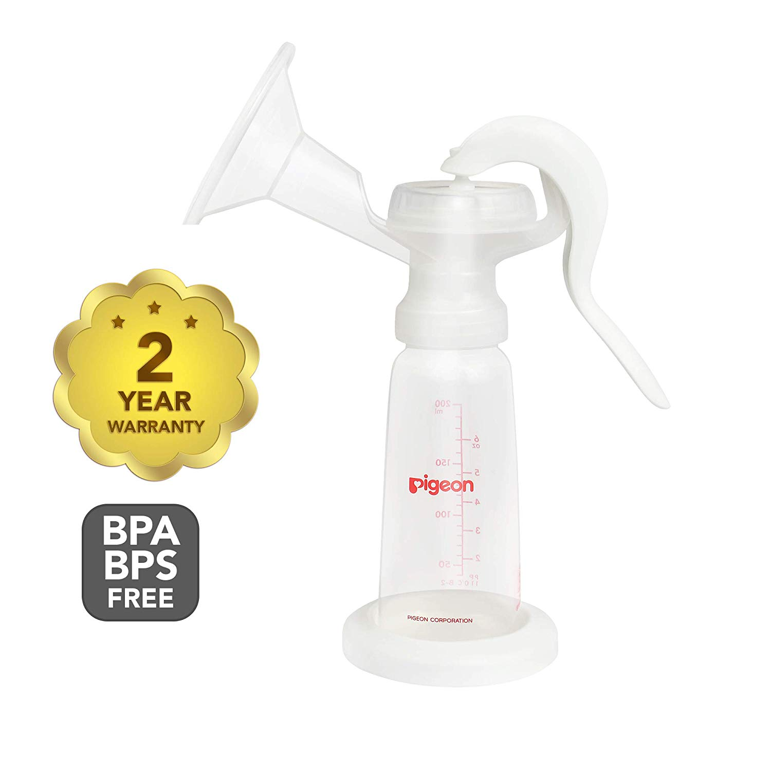 Pigeon Breast Pump