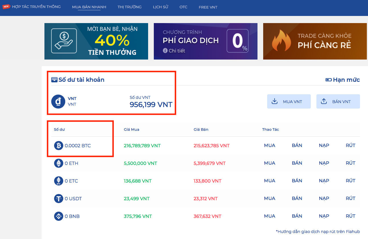 Mua Bitcoin qua Viettel Pay