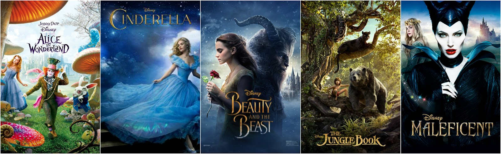 Image result for disney remakes