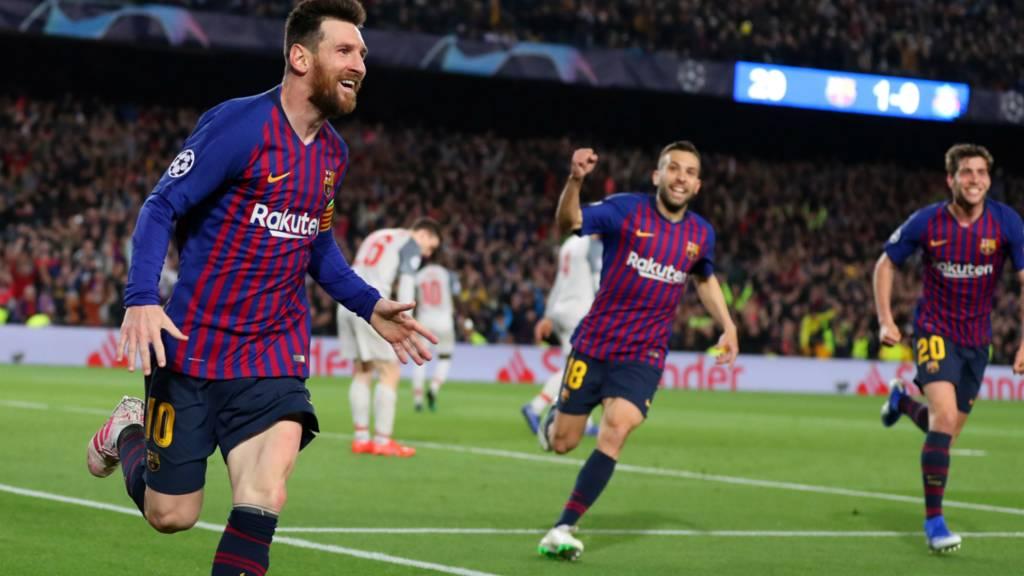 Intense Barcelona vs Liverpool battle[/b]