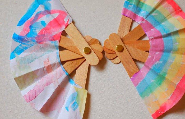 educacion-docente-6-decoraciones-de-verano-con-materiales-reciclados-abanico-con-palitos-de-helado