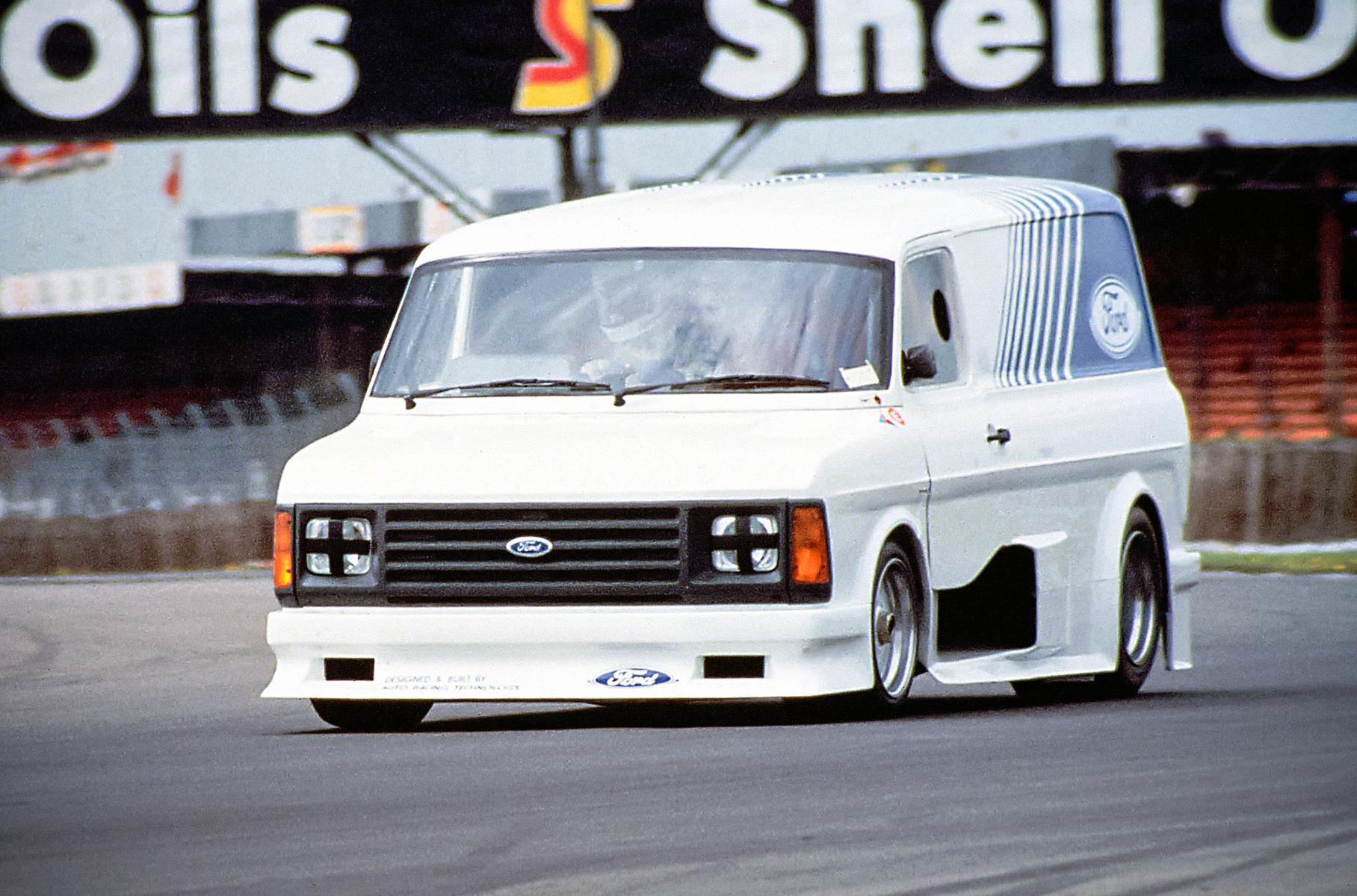 Supervan 2 – 589 л. с., 280 км/ч