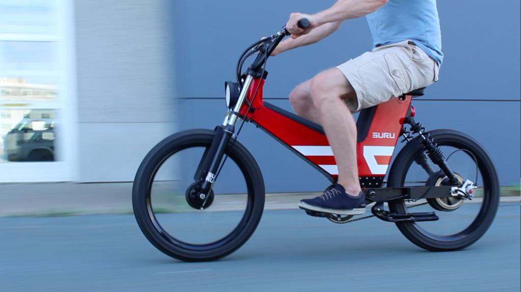 Transport électrique : le vélo électrique