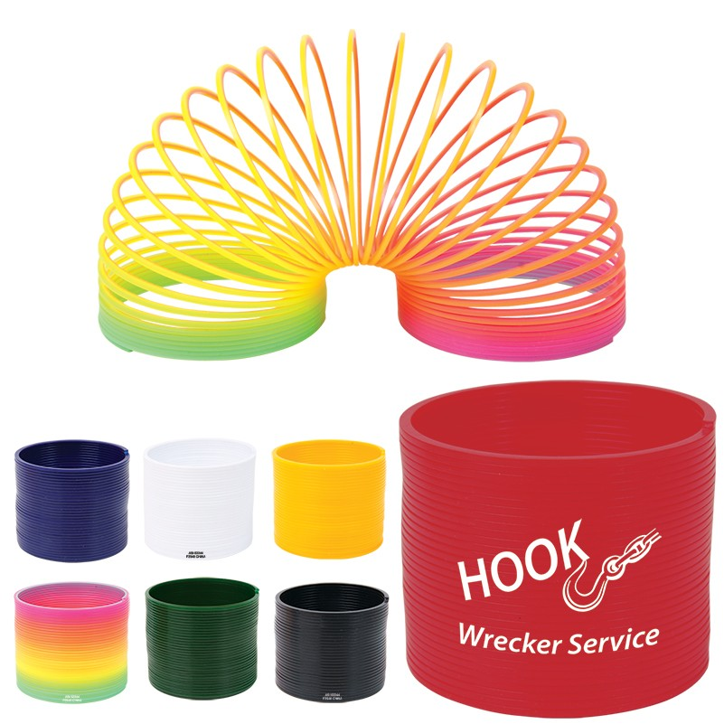 slinky promotional product