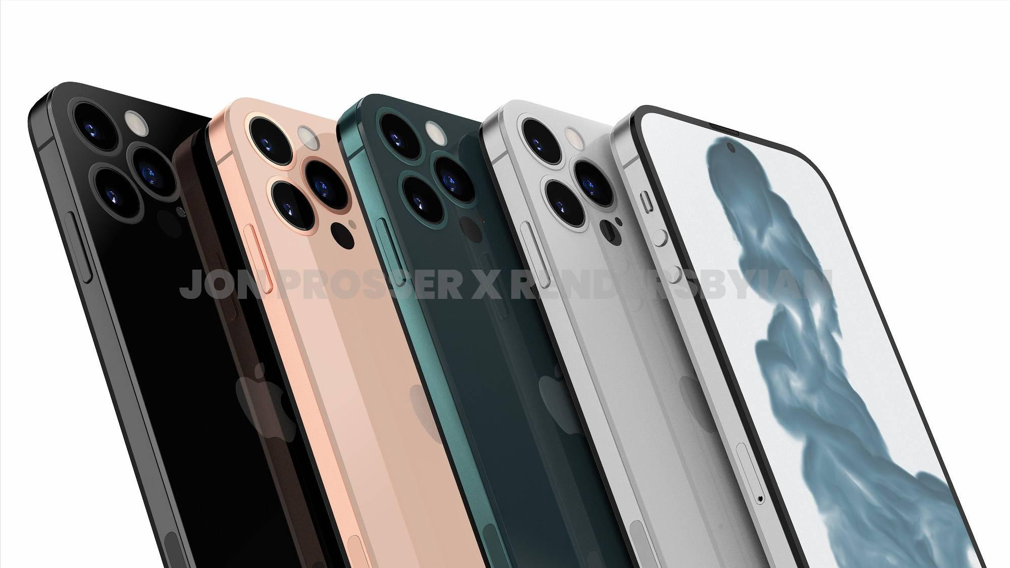 iPhone 14 Leaked Colors