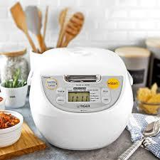 TIGER 5.5 CUP RICE COOKER AND WARMER