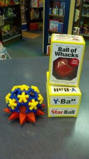 3 Different Balls