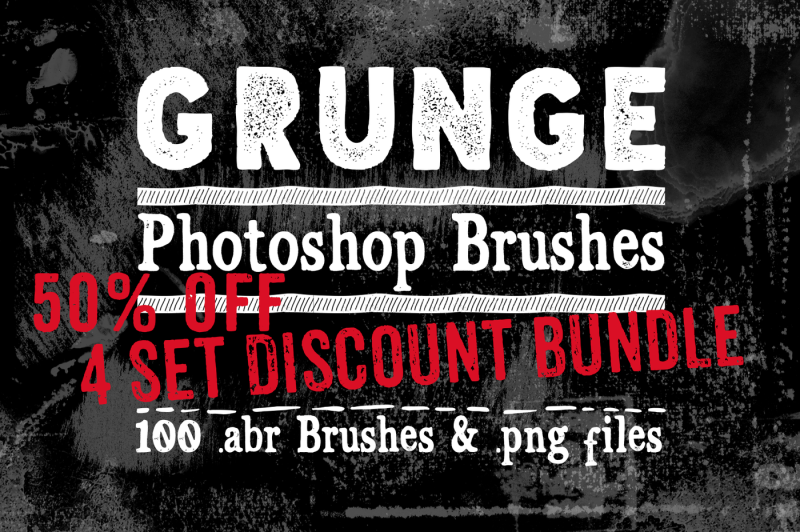 The Best Grunge Fonts And Textures To Bring Back Your Nirvana Days - THJ Blog