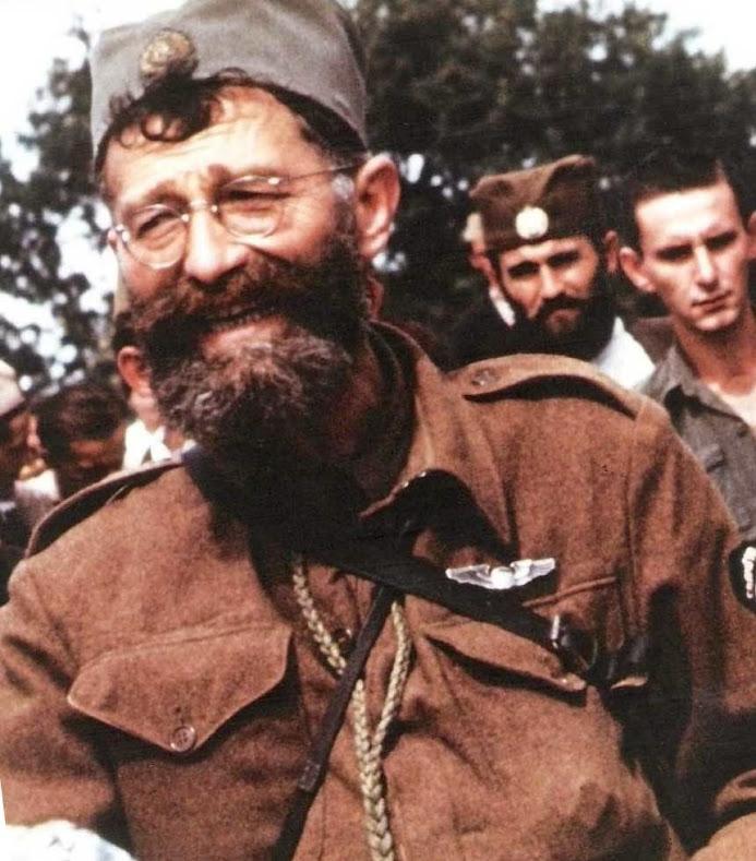Генерал Драга Михайлович