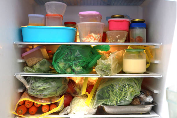 Kitchen organization: Organizing the fridge