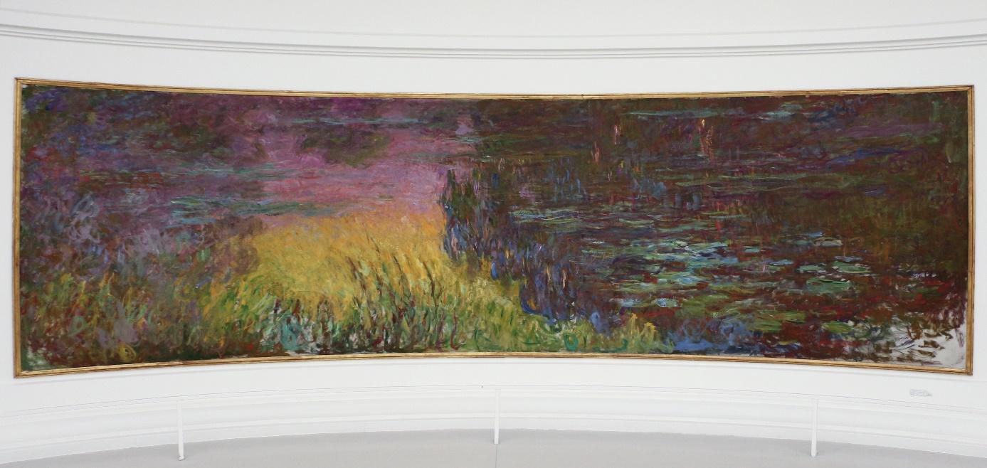 Une image contenant fenêtre, peinture, table, pièce  Description générée automatiquement