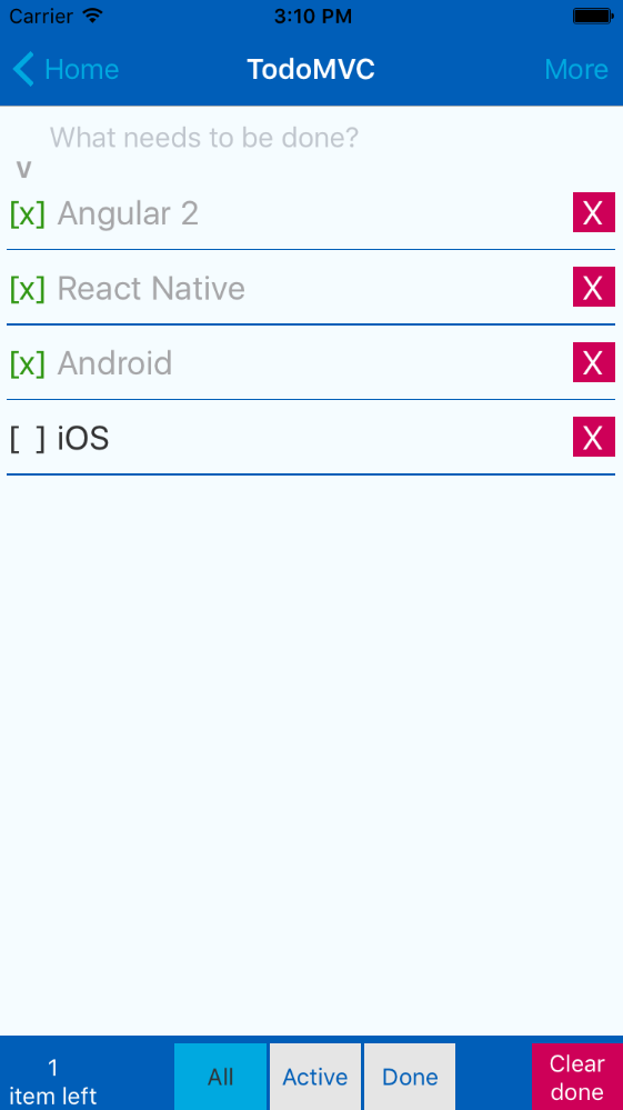 Build Your Own React Native Applications With Angular 2