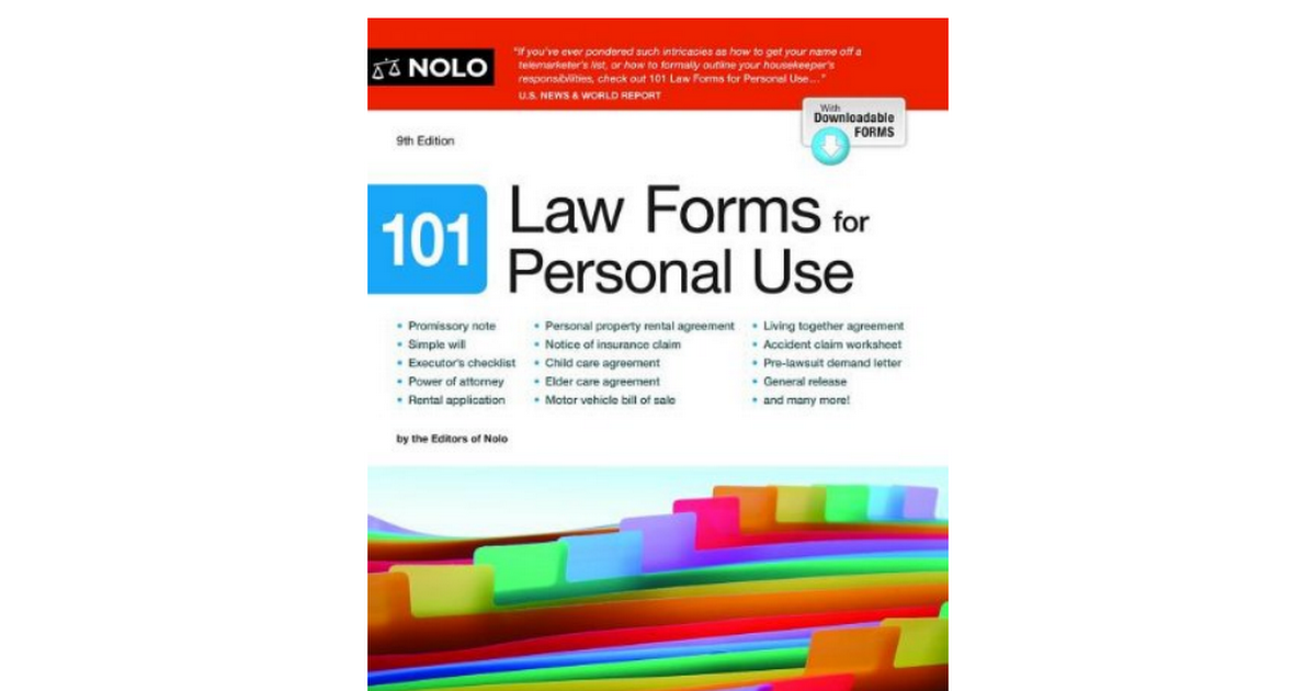 TQhebook Law Forms Personal Use Free Downloadpdf Google Drive - Law forms for personal use