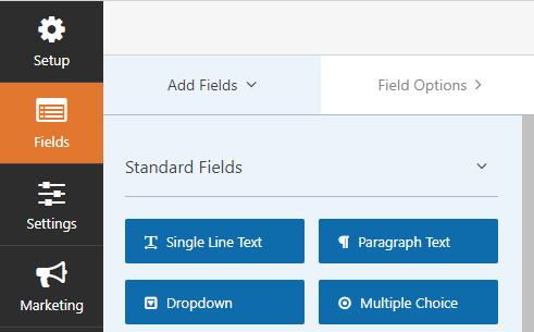 Fields > Field Options > WordPress Image