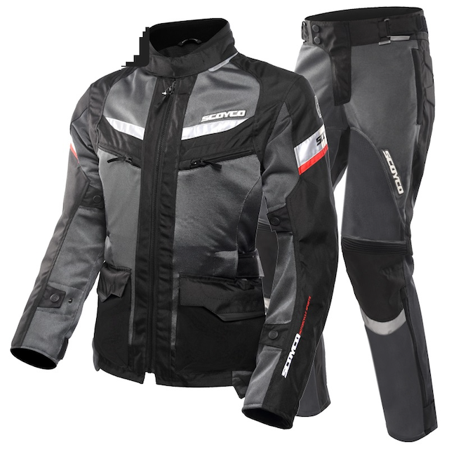 Bạn hãy trang bị một số kiến thức về quần áo bảo hộ mô tô