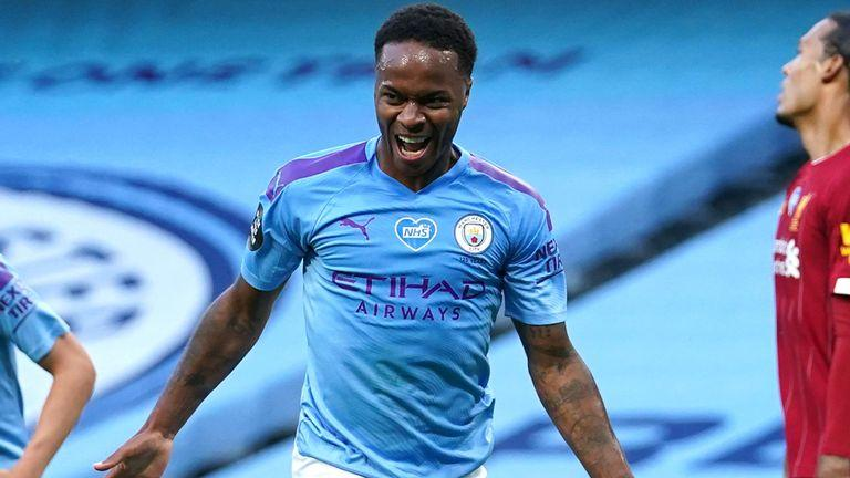 Raheem Sterling scored against his old club to double City's advantage