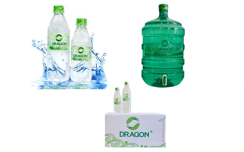 Nước uống đóng chai Dragon