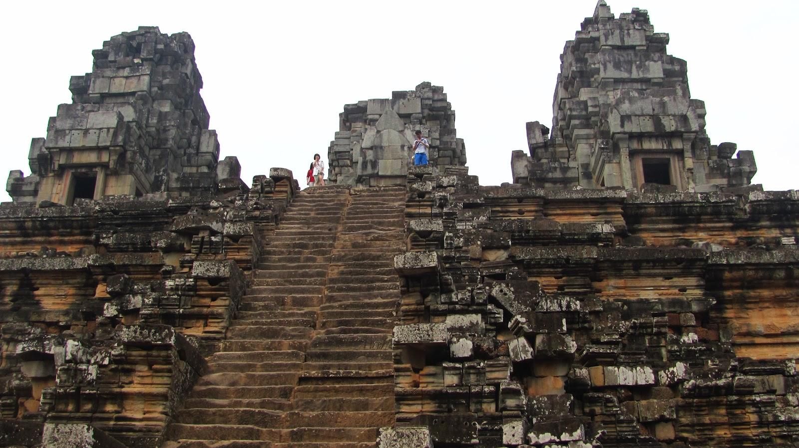 камбоджа история