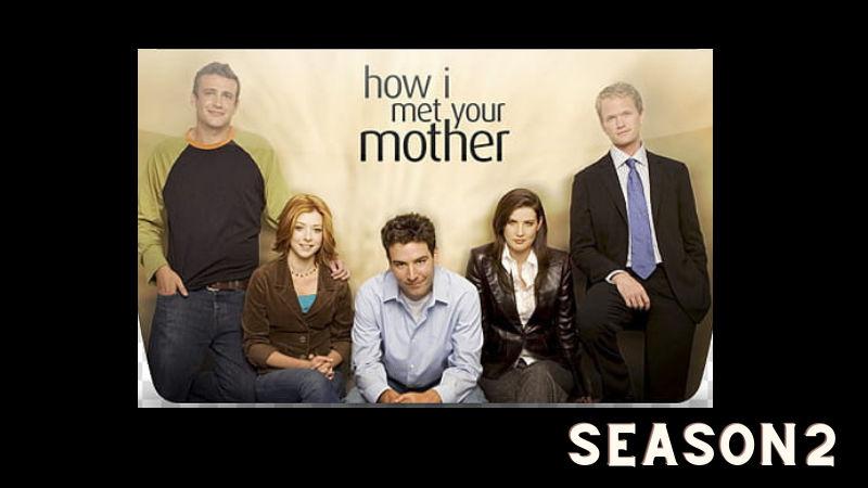 index of how i met your mother season 2