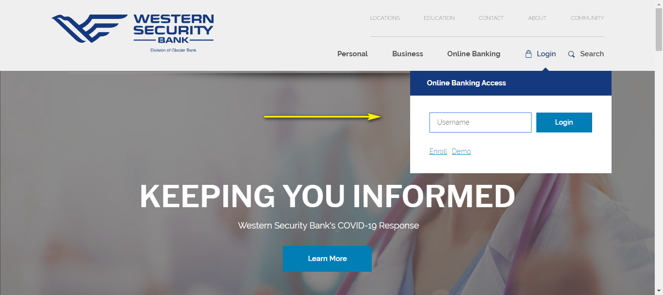 Western Bank Online Banking