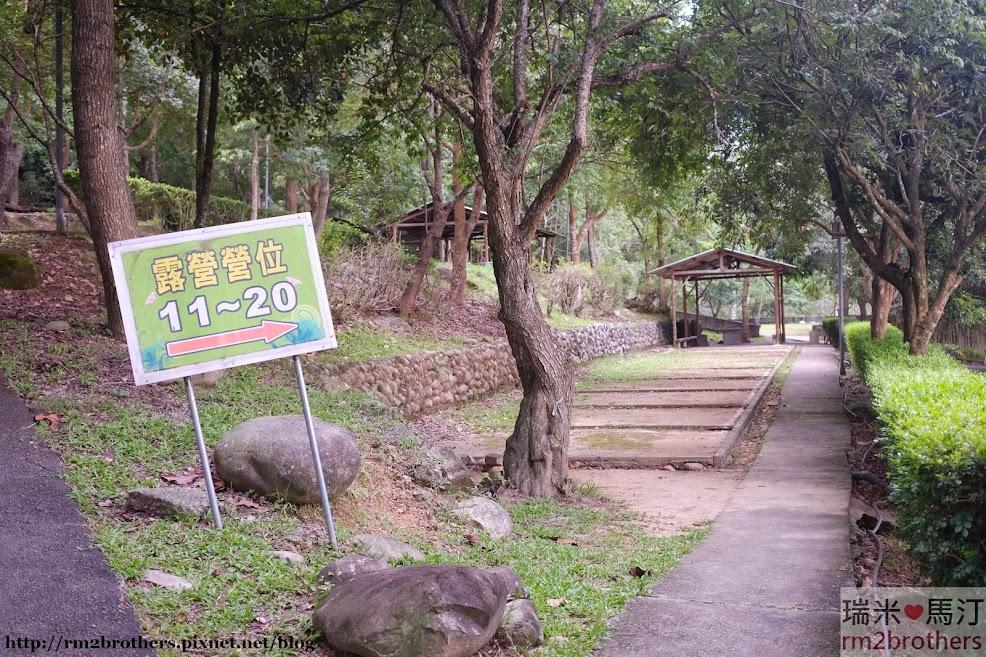 東勢林場露營區