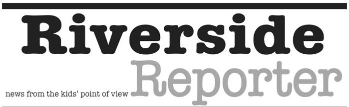 Riverside Reporter logo