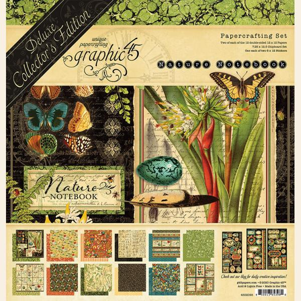 Nature Notebook Deluxe Collector's Edition