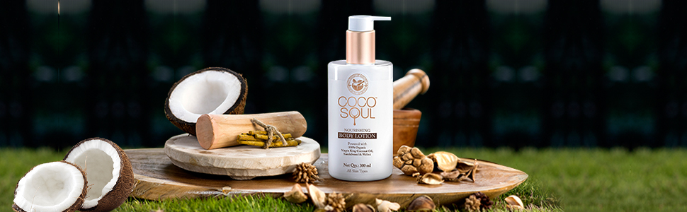 sulphate free body lotion