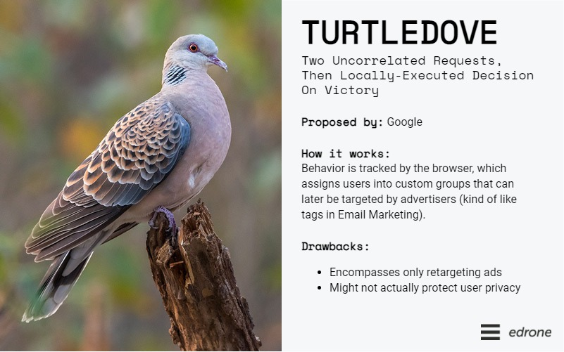 an overview of turtledove - two uncorrelated requests then locally-executed decision on victory