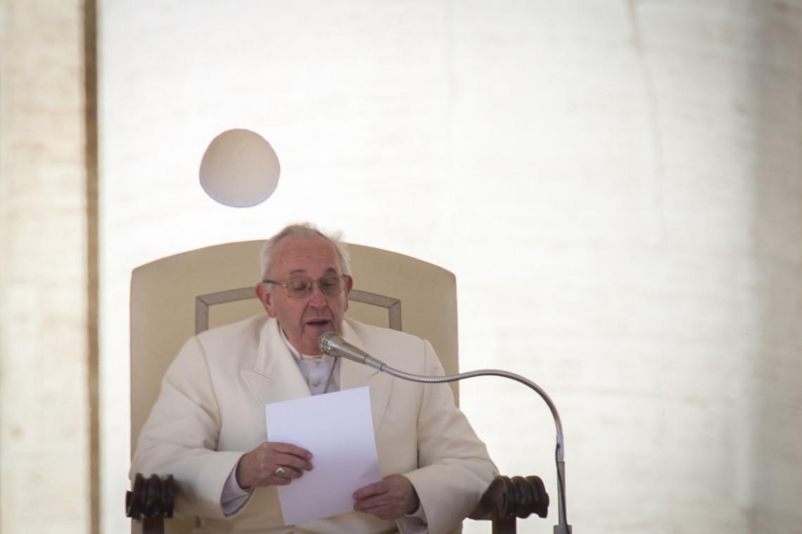 Những tấm hình nổi bật của Đức Thánh Cha Phanxico năm 2018