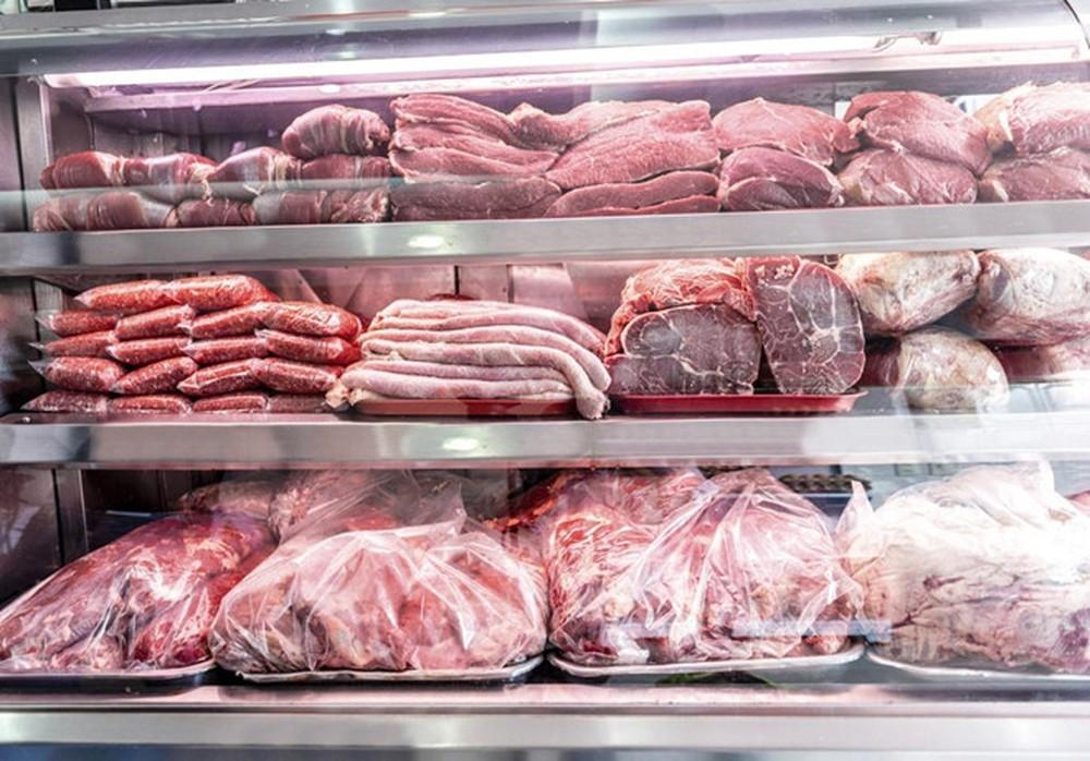 Nam Bắc công ty chuyên nhận thiết kế kho lạnh bảo quản thịt bò.