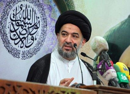 خطيب كربلاء أحمد الصافي