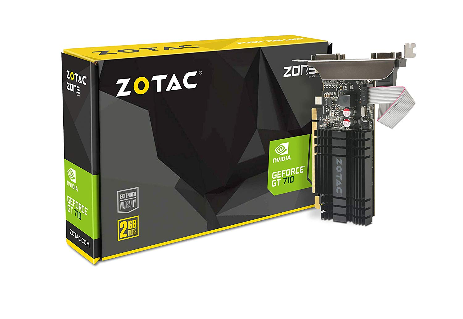 Zotac GT 710 2GB DDR3 Graphics card