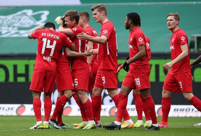 RB Leipzig đang lấy lại niềm tin chiến thắng
