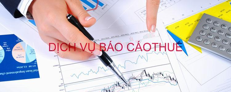 Lý do bạn nên sử dụng dịch vụ báo cáo thuế tại HCM