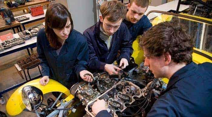 Mechanical Engineering Areas