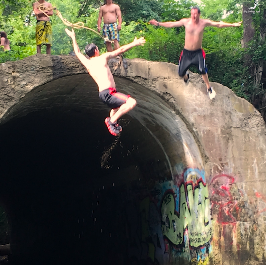 Seven Secret Swimming Holes In Pennsylvania | Big Swings App Articles