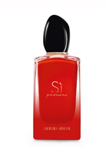1. Giorgio Armani Si Passione Intense Eau De Parfum