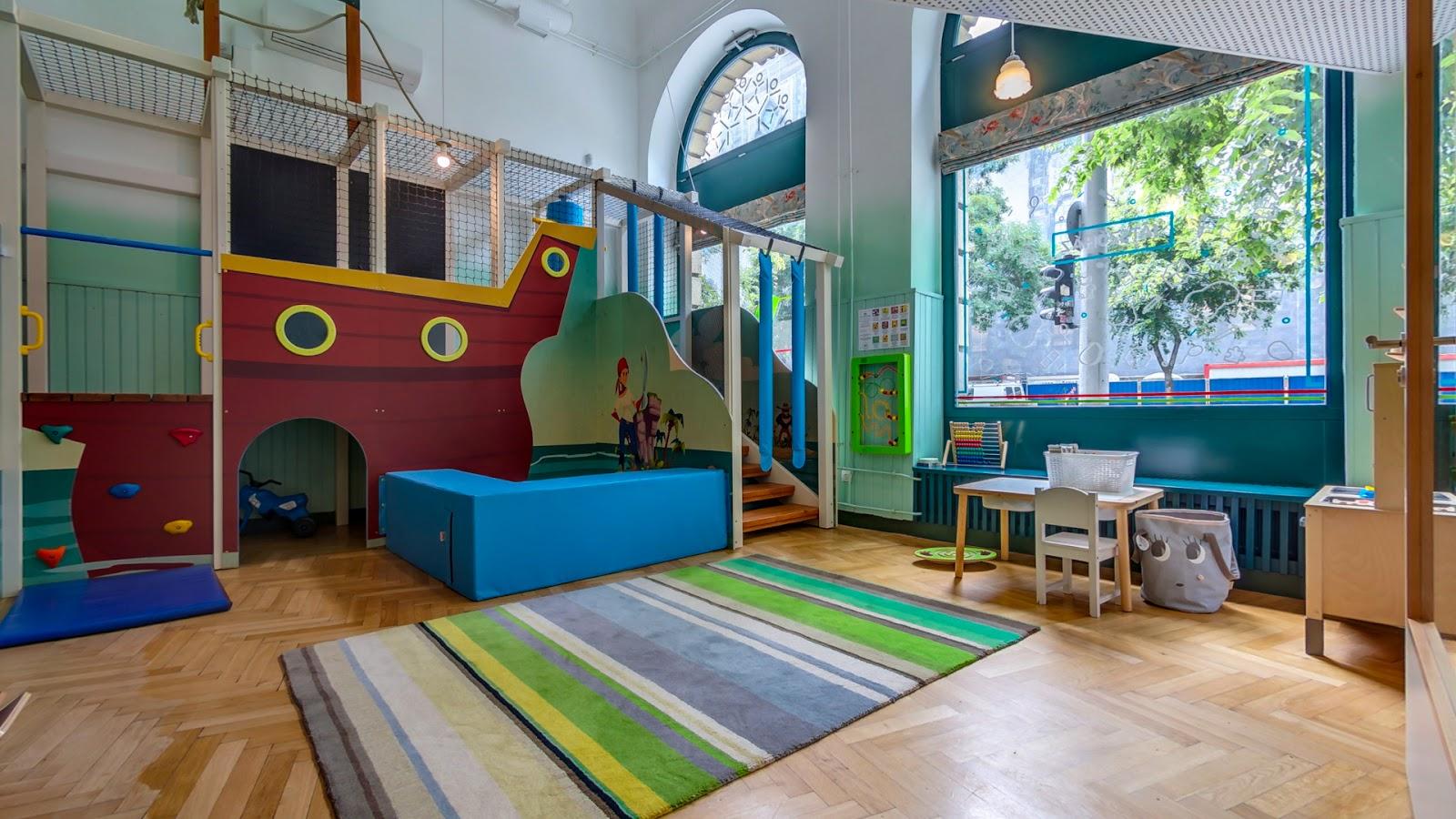 """5 (kis)gyerekes közösségi hely a """"nagy faluban"""""""